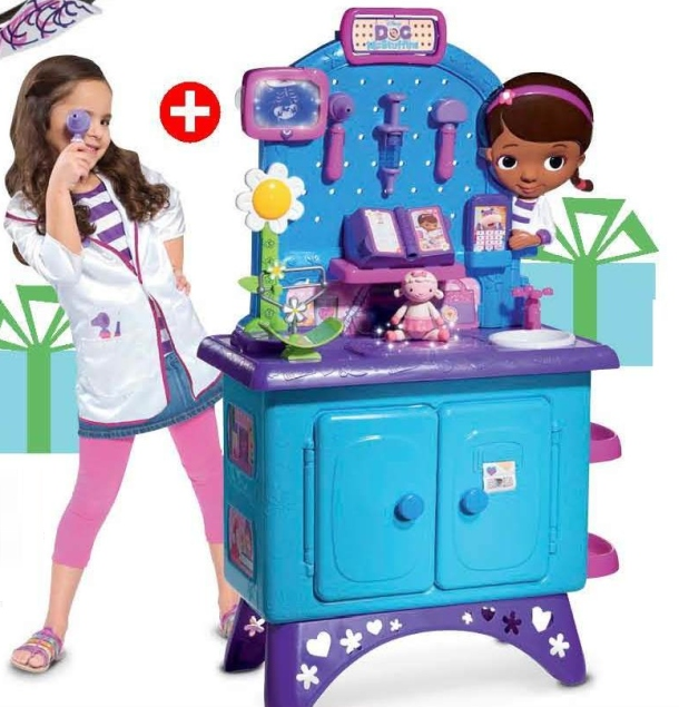 Disney Doc McStuffins Get Better Check-Up Center от Just Play