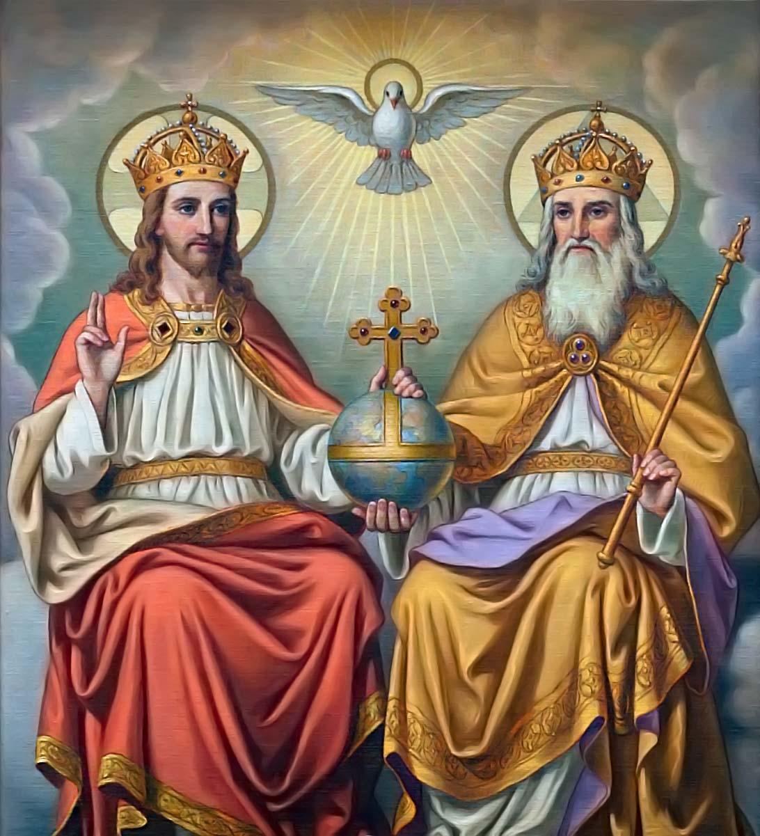 икона святой дух картинка твой день