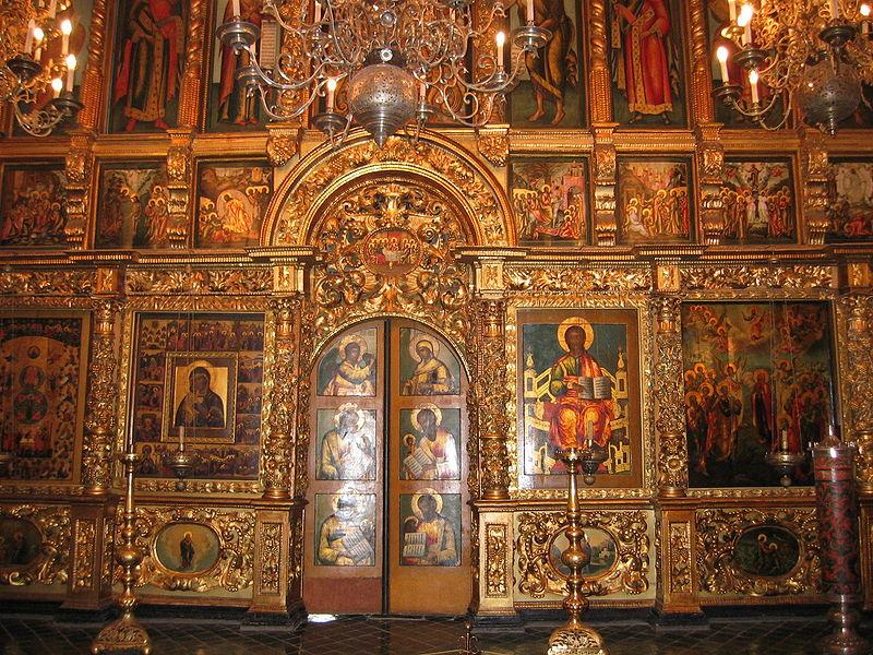 Зачем в храме иконы. Значение православных икон