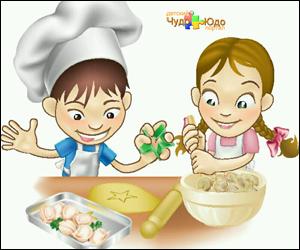 Скороговорки для развития детей в картинках - Пельмени