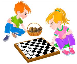 Скороговорки развития детей в картинках - Соня и Саня