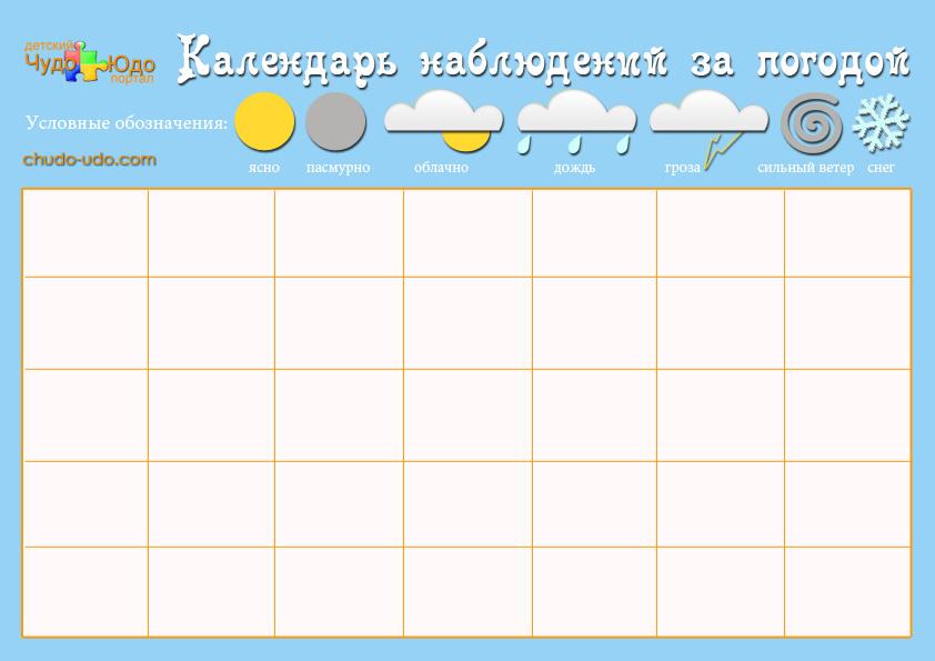 Календарь погоды в детском саду шаблоны, ангела хранителя дорогу