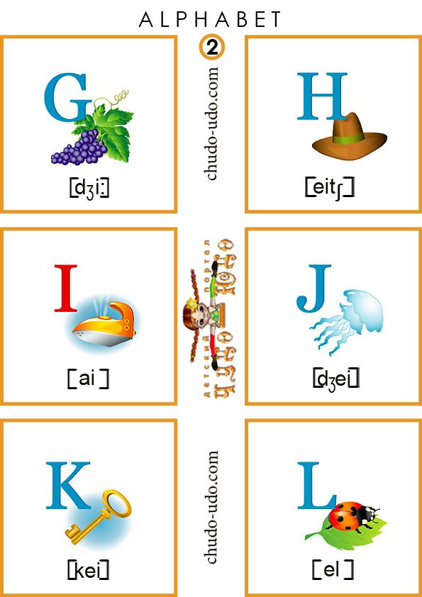 карточки английского алфавита с картинками распечатать чешуйчатый покров, зубы