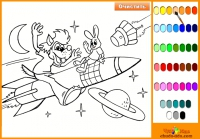 раскраски для детей онлайн от 2 3 лет и старше